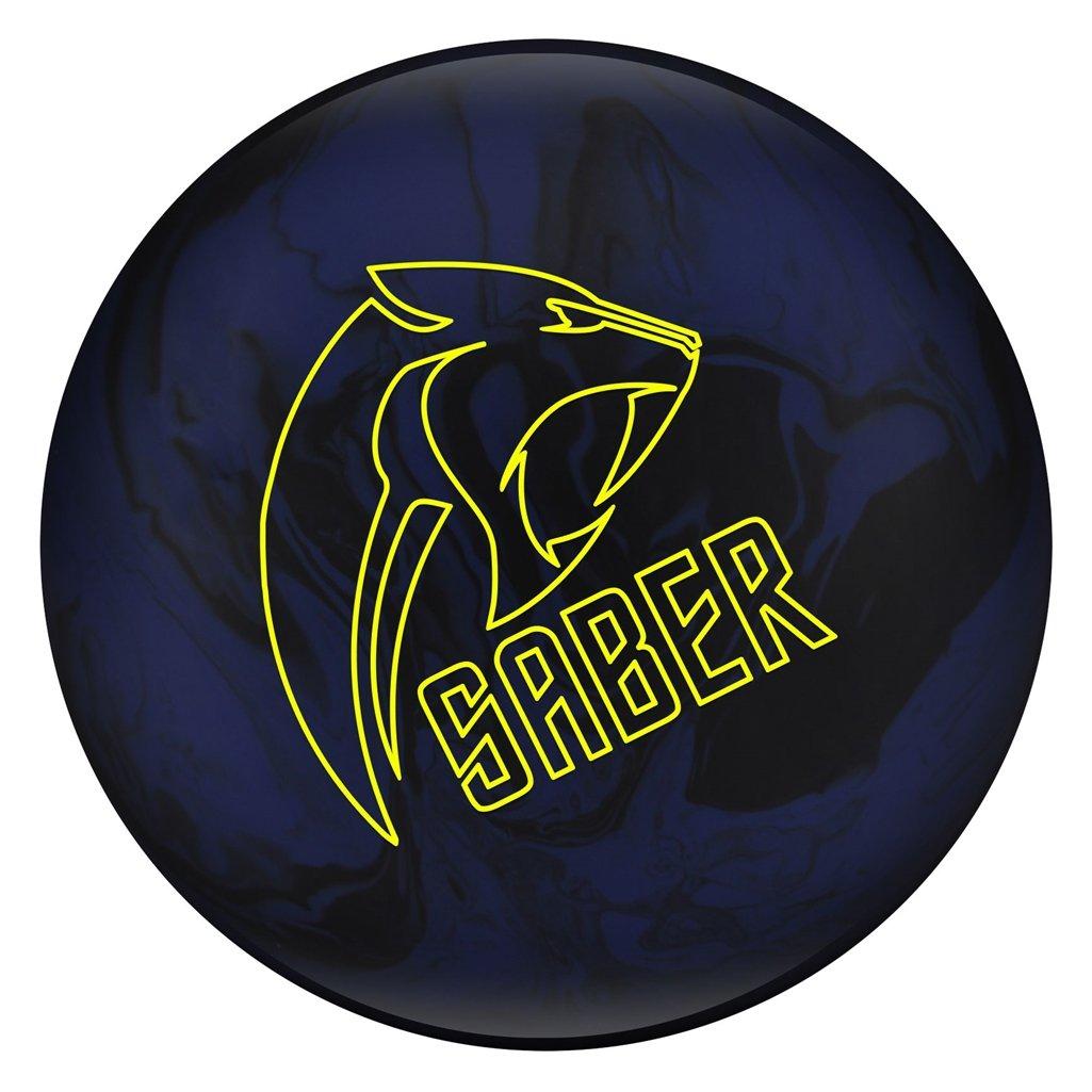 Columbia 300 Saber Bowling ball-ブルー/ブラック B0742F47QK  14lbs