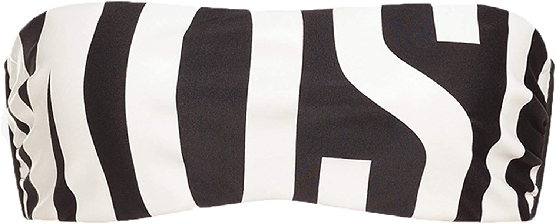 Moschino Donna Costume Bikini Top 2A5706-5211 Nero