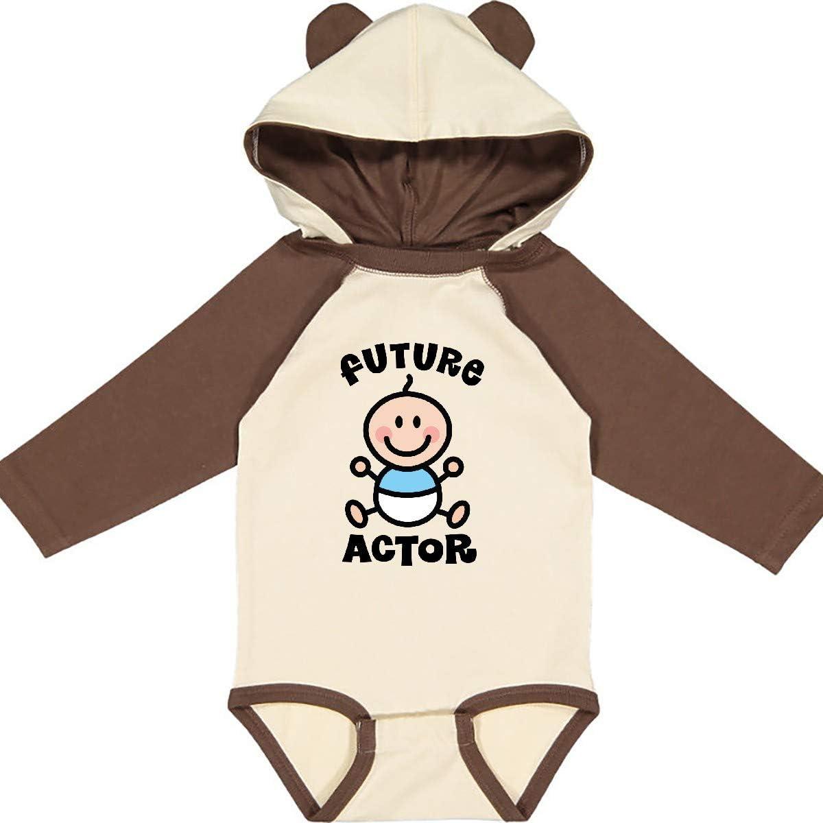 inktastic Future Actor Long Sleeve Creeper