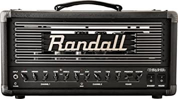 Randall THRASHER 50 Head · Cabezal guitarra