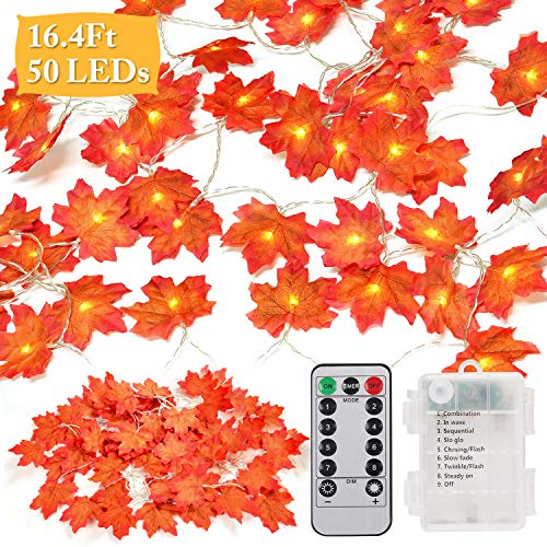 Leaf Led Table Light Set in US - 6