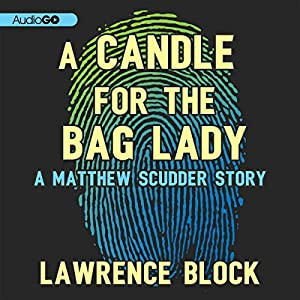 A Candle for the Bag Lady Audiobook