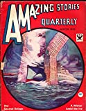 img - for Amazing Stories Quarterly Winter 1933 book / textbook / text book