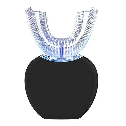 PROKTH® - Cepillo de Dientes eléctrico ultrasónico de 360 ° de frecuencia Variable, Color