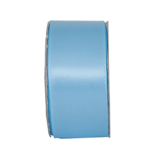 3m Ribbon - Wide Satin (Soothing Blue)