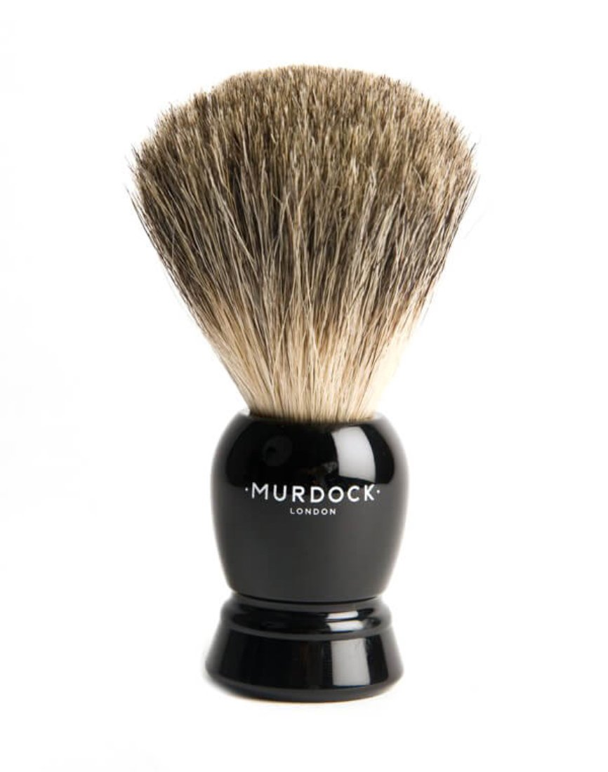 Murdock Hemmingway Badger Brush Ebony