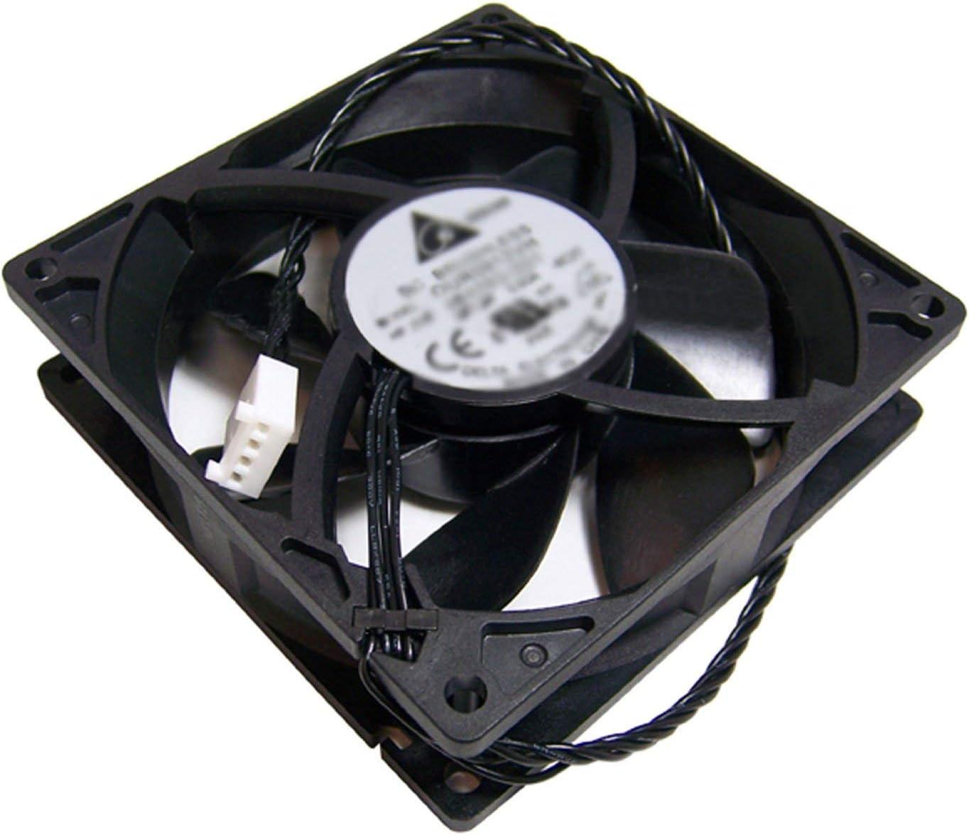 HP Z800 DC 4-Wire 12v 06a 92x25mm Fan 468763-001 Renewed