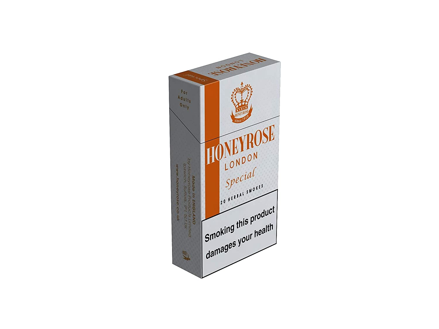 Honeyrose Herbal Cigarettes Special 20