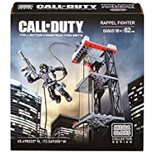 Mega Bloks Call of Duty Ghosts Rappel Fighter
