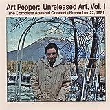 Art Pepper: Unreleased Art, Vol. 1 Abashiri