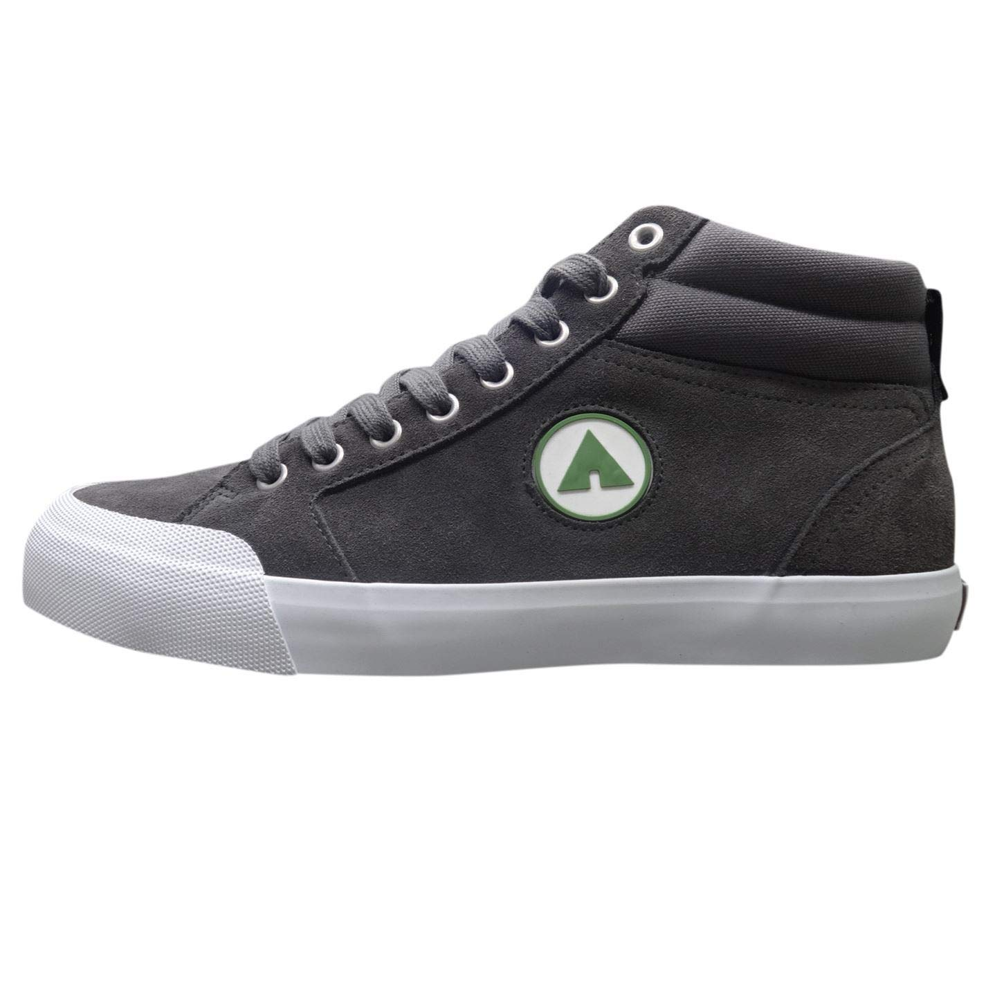 716e914936 Airwalk Pivot Mid Top Trainers Mens Skateboarding Footwear  Amazon.co.uk   Shoes   Bags