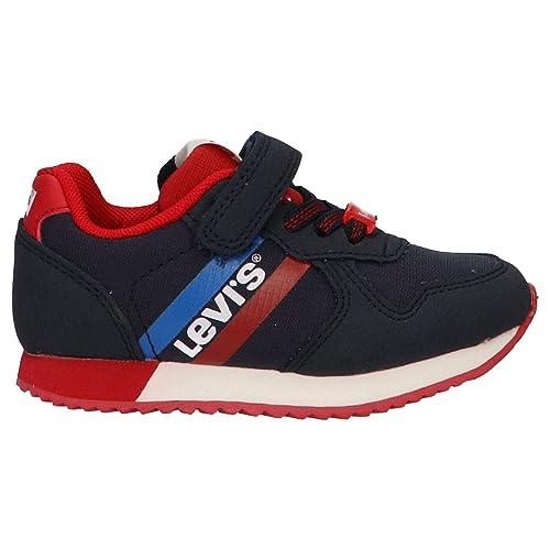 Levis Zapatillas Deporte Vspr0003t Springfield para Niño y Niña: Amazon.es: Zapatos y complementos