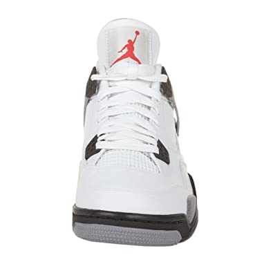 Nike Air Jordan 4 Retro, Scarpe da Fitness Uomo: Amazon.it