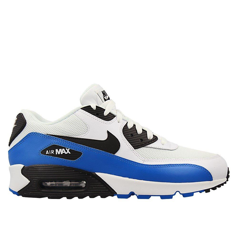 Galleon Nike Men's Air Max 90 Essential Sneakers, White