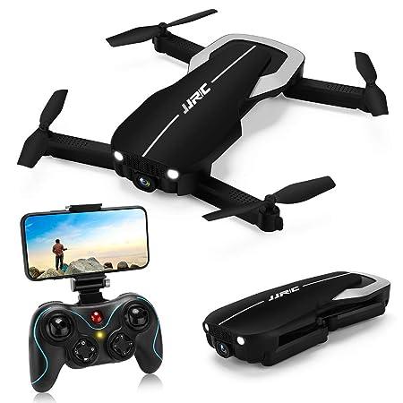 JohnnyLuLu Drone con cámara HD 1080P, H71 WiFi Transmisión de ...