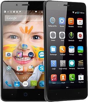 Elephone P6000 Pro - 4G LTE Smartphone Libre (pantalla 5