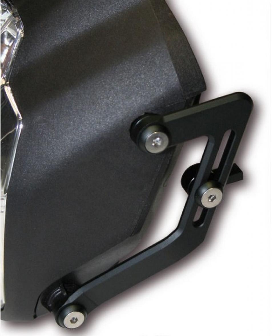 Alu Lampenhalter UB1, schwarz, Paar HIGHSIDER 220-830