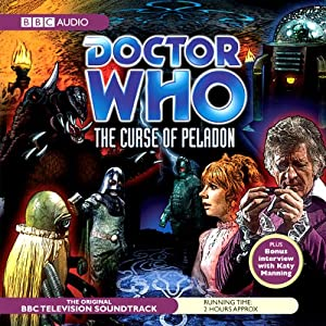 Doctor Who: The Curse of the Peladon Radio/TV Program