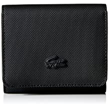 Lacoste Women's Classic Medium Trifold Wallet Wallet