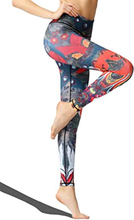 miss moly Women's High Waisted Yoga Pants Workout Leggings Ultrasoft 4-Ways Stretch Seamless Compression Naked Feeling Sports