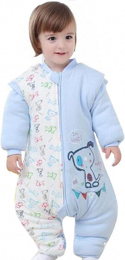 Happy Dream saco para bebé invierno manga larga – Garcon ...