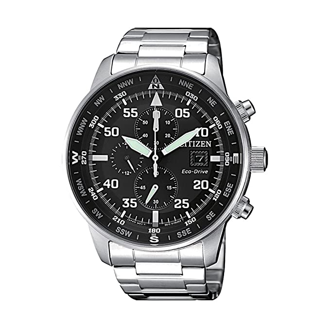 Citizen Crono Aviator CA0690-88E
