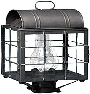 product image for Brass Traditions 110 SHAC Large Post Lantern 100 Series, Antique Copper Finish 100 Series Post Lantern