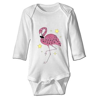 Amazon.com: Ropa bebé flamenco bebé Body 4 Tamaño: Clothing