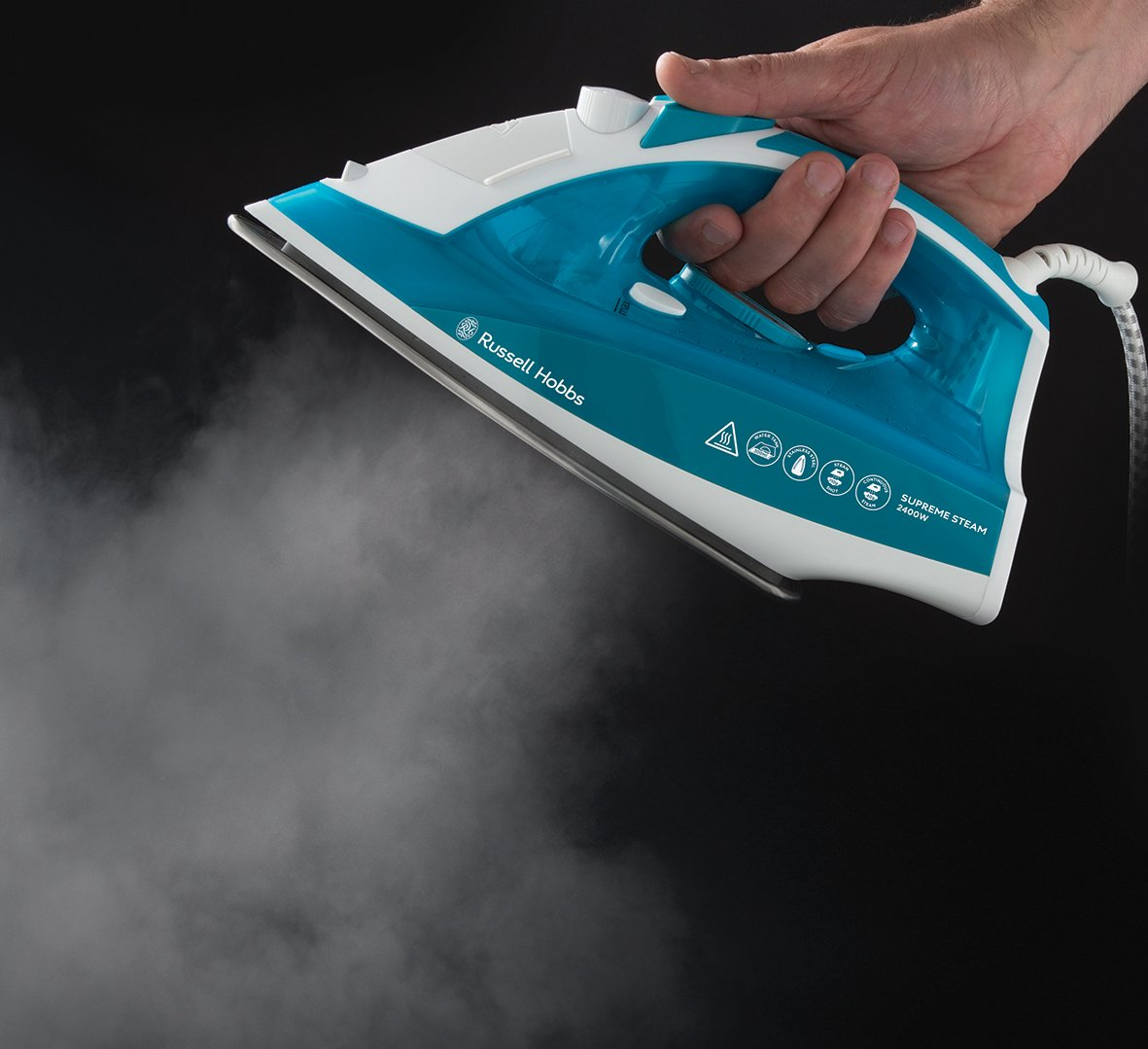 Pros and cons of the steam iron