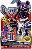 Power Rangers Super Megaforce - Jungle Fury Legendary Ranger Key Pack, Yellow/White/Purple