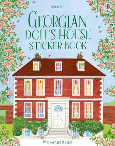 Georgian Doll's House Sticker Book (Doll's House Sticker Books)