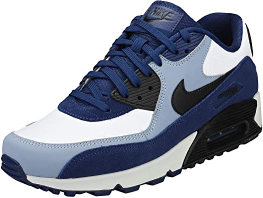 new high quality reliable quality fresh styles Nike Air Max 90 Leather, Chaussures de Fitness Homme, Multicolore ...