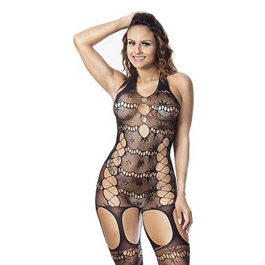 8072d71537965 Femme Lingerie Sexy, Mounter-set vêtements, Tenue de Noël flexible pour  femme avec