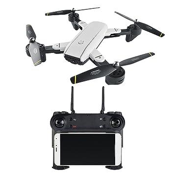 YUYDYU Mini Drone con cámara de Video en Vivo, SG700 WiFi FPV ...