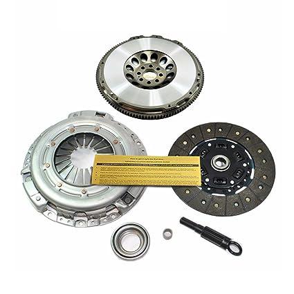 Amazon.com: VALEO-EFT CLUTCH KIT+CHROMOLY FLYWHEEL FOR 03-06 NISSAN 350Z 03-07 INFINITI G35: Automotive