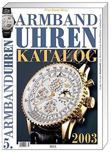 Armbanduhrenkatalog 2003