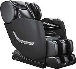RENPHOFull Body Electric Zero Gravity Shiatsu Massage Chair