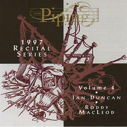 Piping Centre 1997 Recital Series Vol. 4