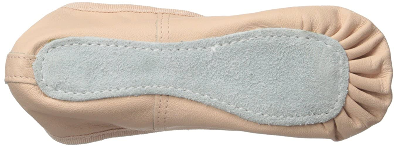 Child Economy Leather Full Sole Ballet Shoes T1000C