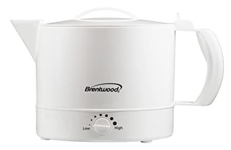 Review Brentwood KT-32W Plastic Hot