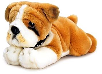 Keel Toys SD4566 - Bulldog de peluche (30 cm)