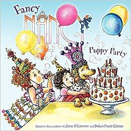 fancy nancy puppy party - Fancy Nancy Halloween