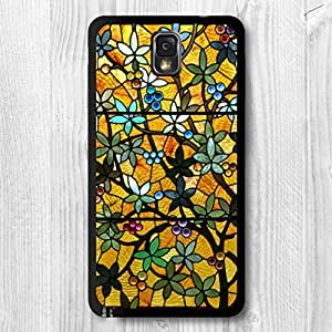 For Samsung Galaxy S6 Case, Retro Flower Pattern Fashion Design Protective Hard Phone Cover Skin Case For Samsung Galaxy S6 + Screen Protector