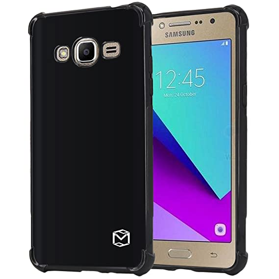 the latest 39458 6a688 Galaxy J2 Prime Case, Galaxy Grand Prime Plus Case, MP-MALL [Slim Fit]  Flexible TPU Rubber Soft Skin Silicone Protective Case Cover For Samsung  Galaxy ...