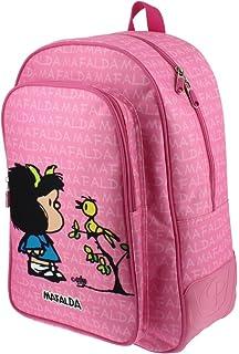 Grafoplás 37500171. Mochila Escolar Mafalda Comic: Amazon.es ...