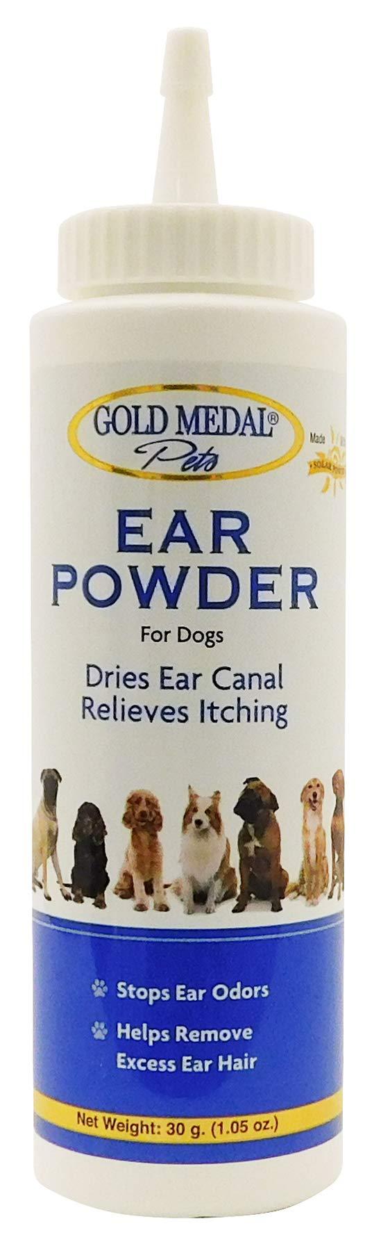 Gold Medal Groomers Ear Powder (30 Grams)