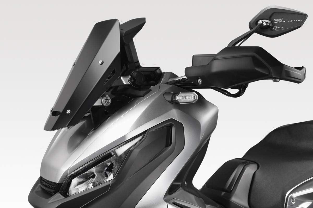 Windschild mit ABE passend f/ür Honda X-ADV 750 2017-2020 grau get/önt