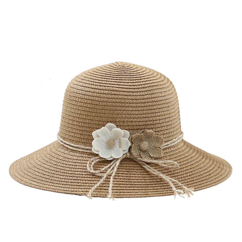 Sombrero de Mujer Sombrero de Verano Sombrero de Pescador ...