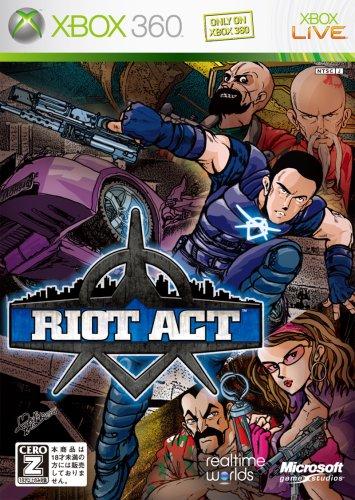 Riot Act / Crackdown [Japan