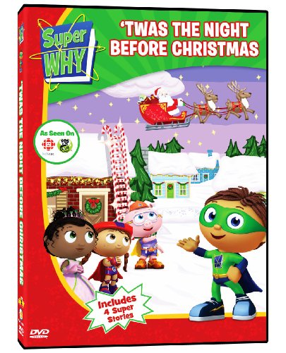 Super Why! Twas The Night Before Christm